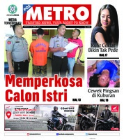 POSMETRO Cover 15 April 2018