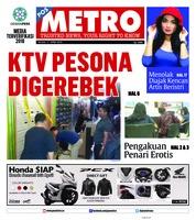 POSMETRO Cover 17 April 2018