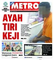 POSMETRO Cover 18 April 2018