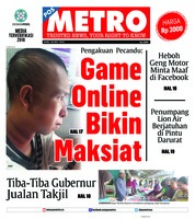POSMETRO Cover 30 June 2018