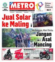 POSMETRO Cover 21 February 2019