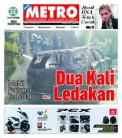 Cover POSMETRO 09 Maret 2019