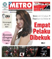 POSMETRO Cover 13 April 2019