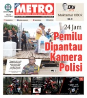 POSMETRO Cover 15 April 2019