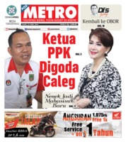 POSMETRO Cover 25 April 2019