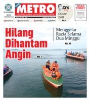 Cover POSMETRO 30 April 2019