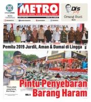 Cover POSMETRO 06 Mei 2019