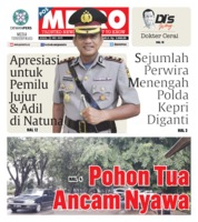 Cover POSMETRO 10 Mei 2019