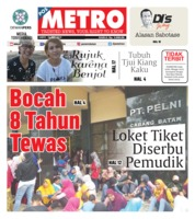 POSMETRO Cover 18 May 2019