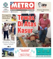 POSMETRO Cover 22 May 2019