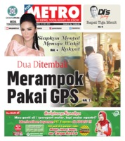 POSMETRO Cover 25 May 2019