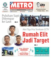 POSMETRO Cover 26 May 2019