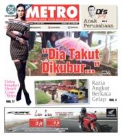 Cover POSMETRO 19 Juni 2019