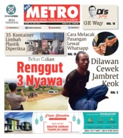 POSMETRO Cover 20 June 2019
