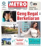 Cover POSMETRO 22 Juni 2019