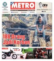 Cover POSMETRO 23 Juni 2019
