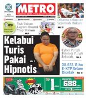 POSMETRO Cover 07 July 2019
