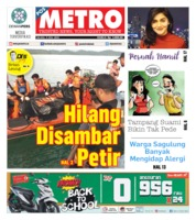 POSMETRO Cover 09 July 2019