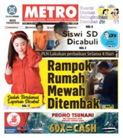 POSMETRO Cover 18 July 2019