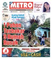 Cover POSMETRO 22 Juli 2019