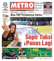 Cover POSMETRO 23 Juli 2019