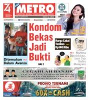 Cover POSMETRO 08 Agustus 2019