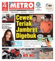 Cover POSMETRO 09 Agustus 2019