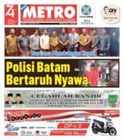 POSMETRO Cover 15 August 2019