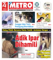POSMETRO Cover 16 August 2019