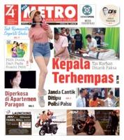 Cover POSMETRO 25 Agustus 2019