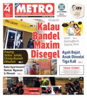 POSMETRO Cover 31 August 2019