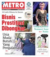 POSMETRO Cover 08 September 2019
