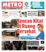 POSMETRO Cover 11 September 2019