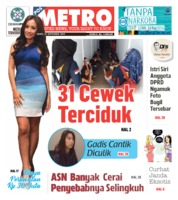 POSMETRO Cover 16 September 2019