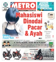 Cover POSMETRO 17 September 2019