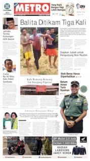 Cover POSMETRO 05 Oktober 2019