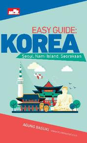 Easy Guide: Korea by Agung Basuki Cover