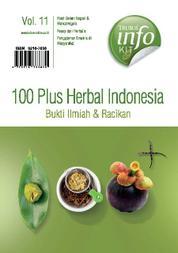 Cover 100 Plus Herbal Indonesia oleh