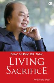 Living Sacrifice (English Edition) by Alberthiene Endah Cover
