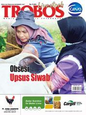 Cover Majalah TROBOS Livestock November 2017