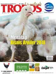 Cover Majalah TROBOS Livestock Desember 2017