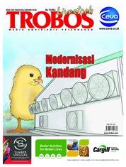 Cover Majalah TROBOS Livestock Januari 2018