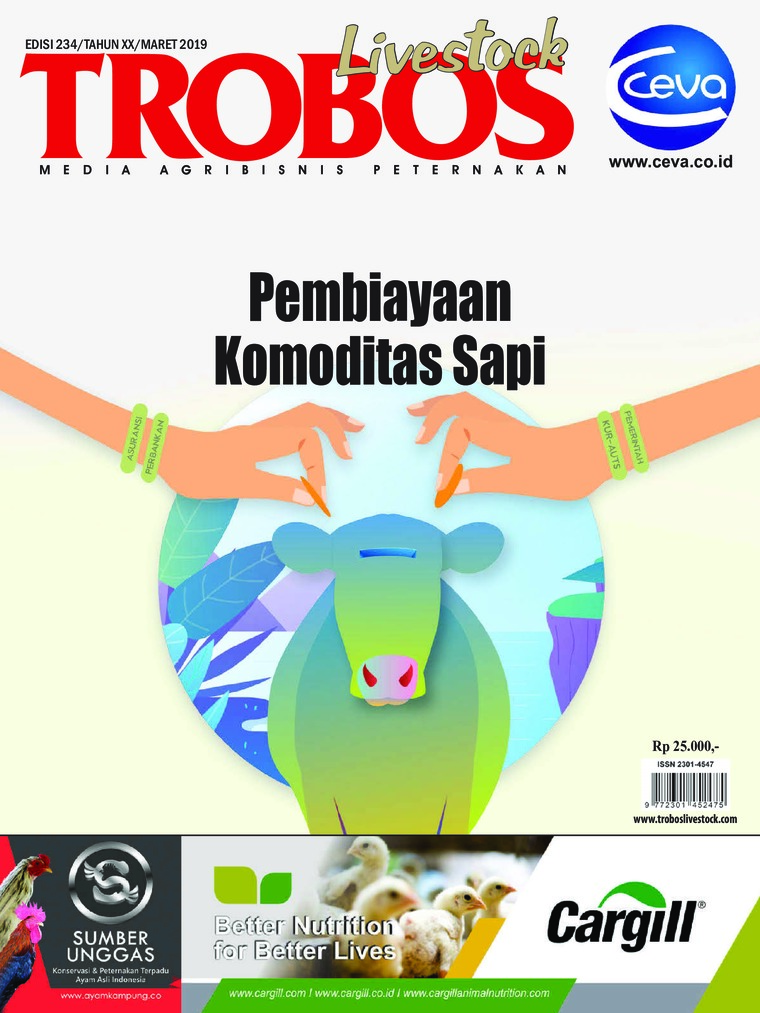 TROBOS Livestock Digital Magazine March 2019