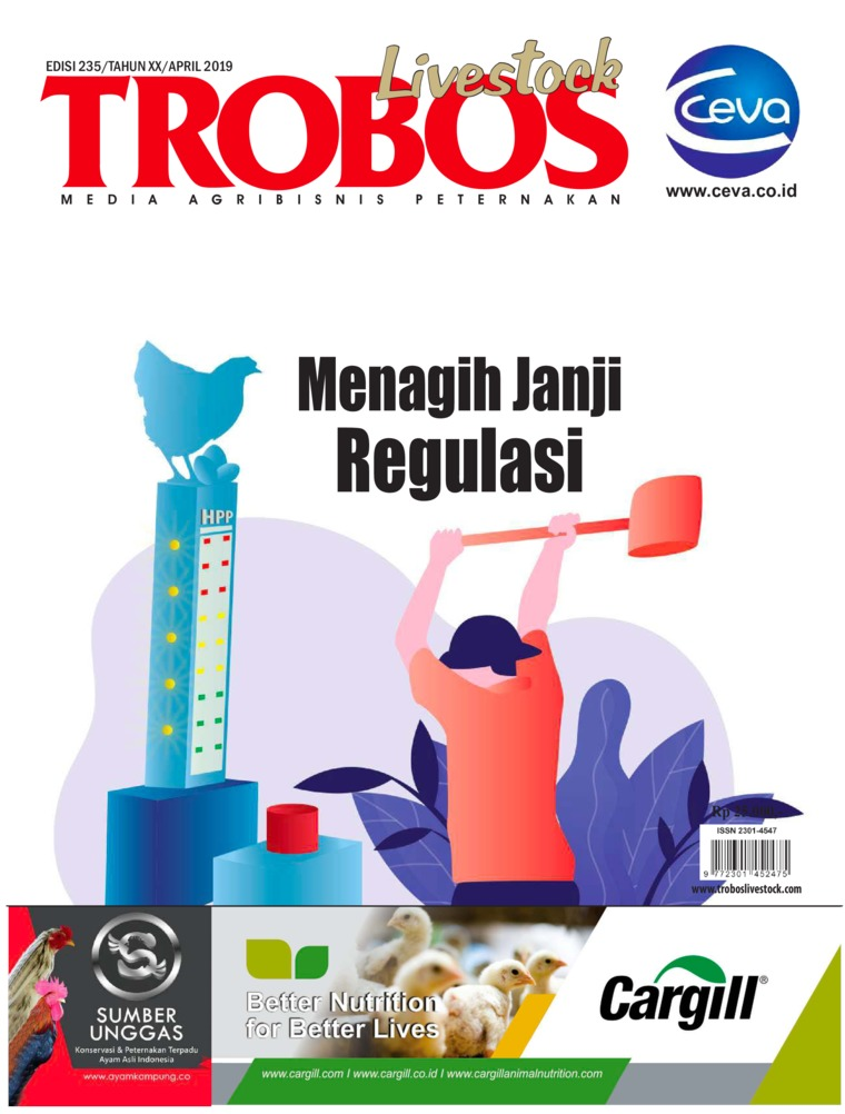 Majalah Digital TROBOS Livestock April 2019