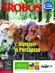 Cover Majalah TROBOS Livestock Maret 2018