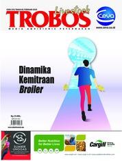 Cover Majalah TROBOS Livestock Februari 2019