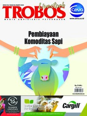 TROBOS Livestock Magazine Cover March 2019