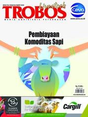 Cover Majalah TROBOS Livestock Maret 2019