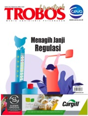 Cover Majalah TROBOS Livestock April 2019