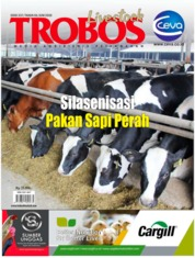 TROBOS Livestock Magazine Cover June 2019